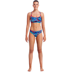 Funkita Sports Brief Ladies Meshed Up